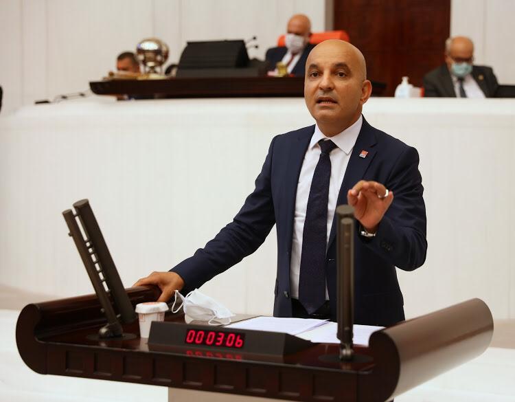 CHP'li Polat Bakanlıklara çağrı: İzmir Tarımı incelensin!