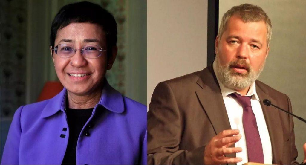 Nobel Barış Ödülü Gazetecilerin